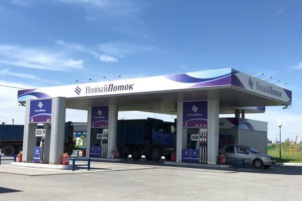 Только несколько АЗС сейчас продают 95-й бензин обычным водителям