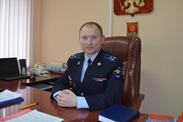 Юрий Портнов проработал в органах внутренних дел 25 лет