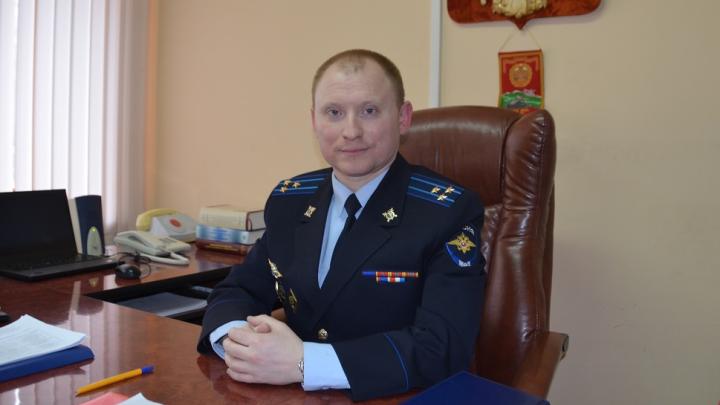В Самарской области на пенсию проводили замначальника областного следственного управления