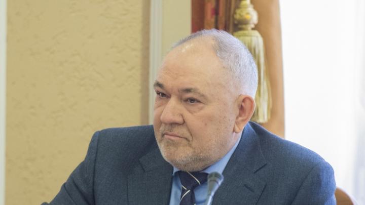 Седьмой заместитель Александра Буркова ушёл в отставку
