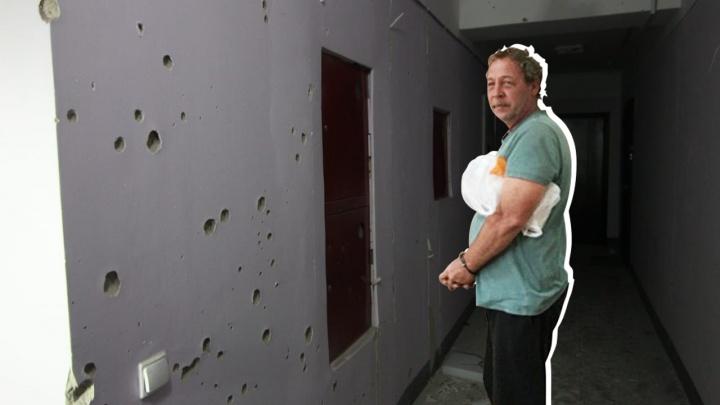 В Самаре утвердили обвинительное заключение по делу дебошира-подрывника с Буянова