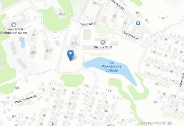"""Приход Матроны Московской может построить церковь рядом с озером на участке почти в&nbsp;<nobr class=""""_"""">8 тысяч</nobr> квадратных метров"""