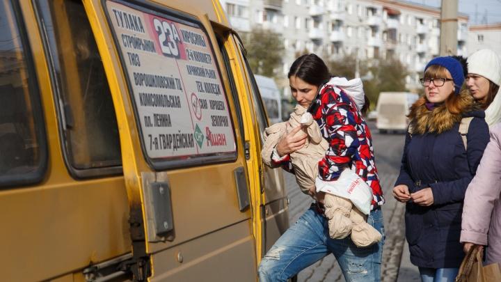 В Волгограде с нового года меняются маршруты двух автобусов
