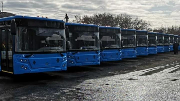 В «ПитерАвто» рассказали о готовности к транспортной реформе в Новокузнецке. Она стартует 18 ноября