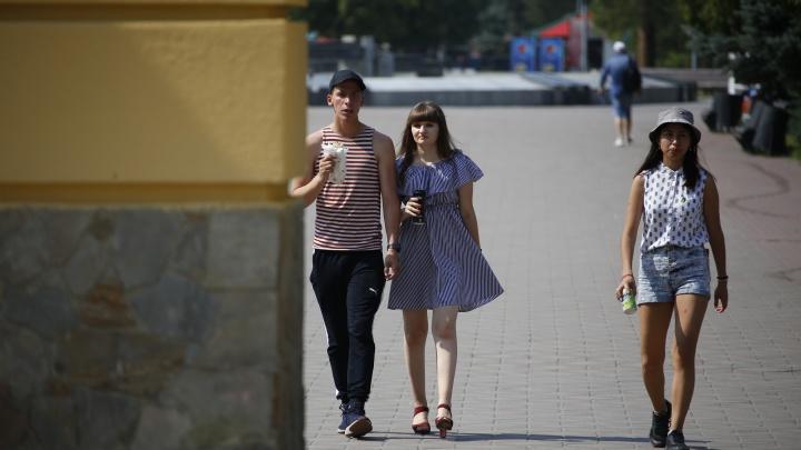 В МЧС предупредили о жаре до 38 градусов на выходные в Челябинской области