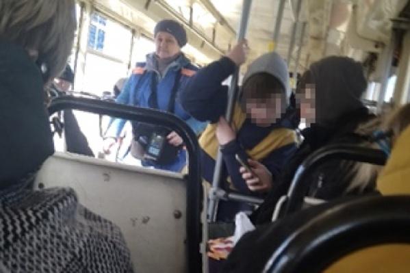 Подростками занялась полиция