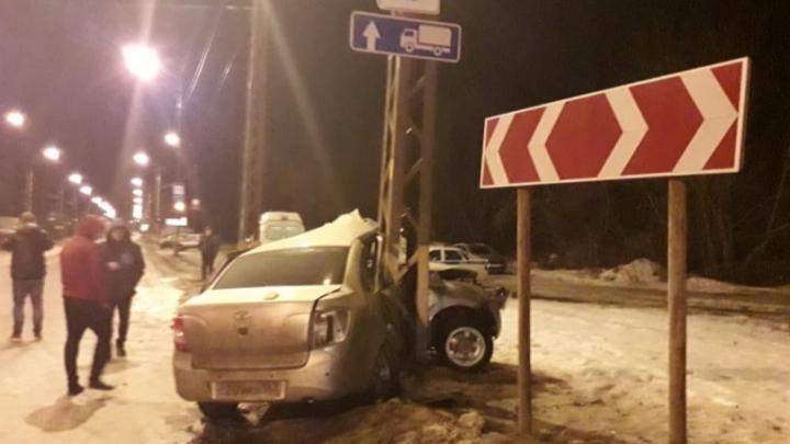 Дорога была скользкой: в Самарской области произошло смертельное ДТП