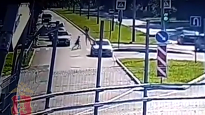 На острове Отдыха машина насмерть сбила ребёнка — видео