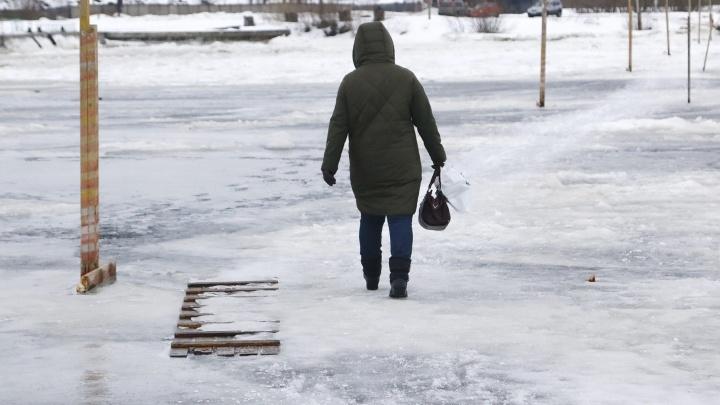 Администрация Маймаксанского округа заключила контракты на 4,9 миллиона рублей на зимние переправы