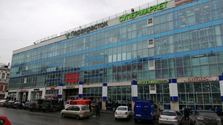 В Перми на карантин закрывают торговый центр «Алмаз»