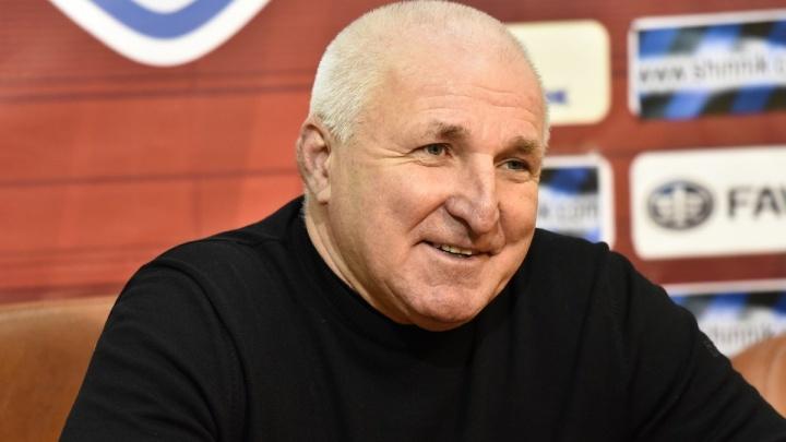 «Ничего не получилось!»: главный тренер ярославского «Шинника» заявил о своей отставке. Видео