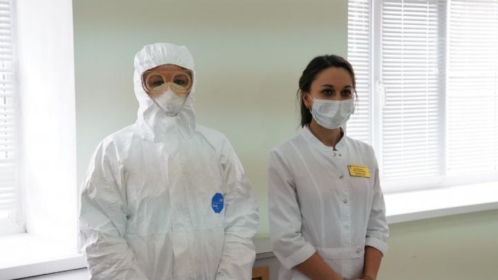 В Минздраве Башкирии рассказали, как живут медики, которые лечат зараженных коронавирусом