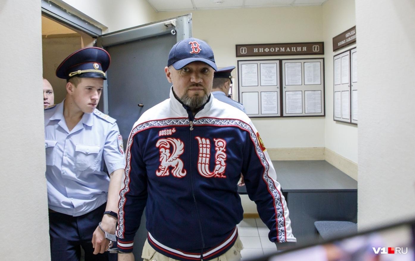 Виталий Брудный свою причастность к теракту опроверг