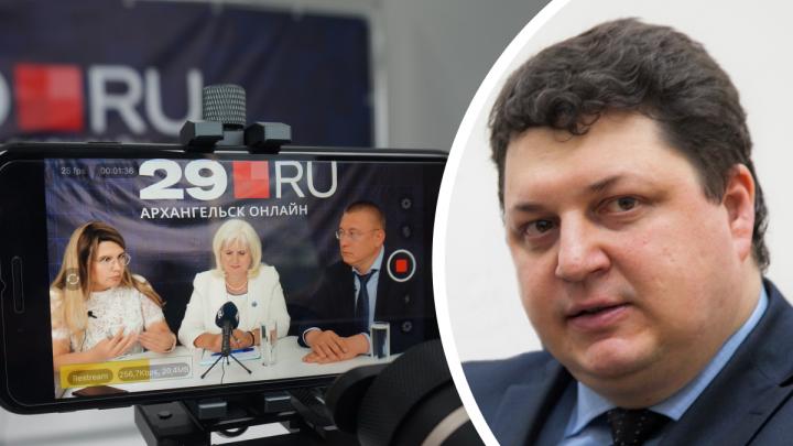 Про COVID-19, онкологию и медицину в Архангельской области: ёмкое интервью с главой Минздрава