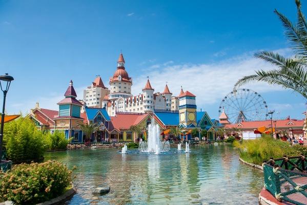 Гостям гарантировано бесплатное посещение «Сочи Парка»