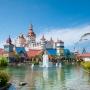 «Богатырь» открылся: возобновил работу отель-замок с бесплатным посещением «Сочи Парка»