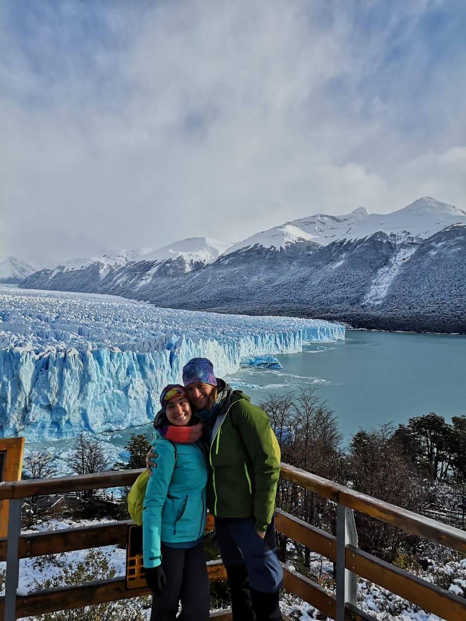 Аргентина, Эль Калафате, ледник