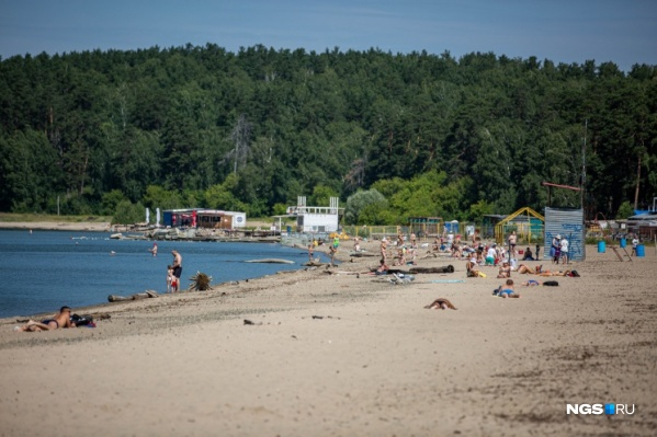 Мэрия планирует благоустроить пляж