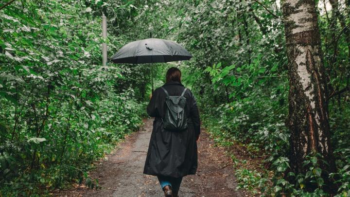 Дожди и похолодание: прогноз погоды на ближайшие выходные в Тюмени