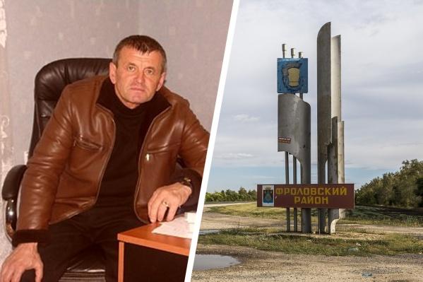 Сергей Сапожников подозревается в получении «отката» в 300 тысяч рублей