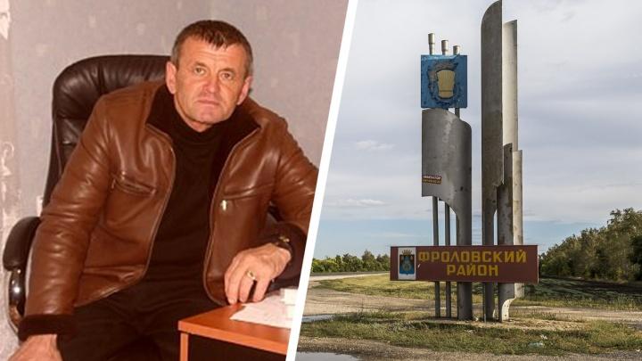 «Попилили» по-дружески: главу села в Волгоградской области подозревают во взятке