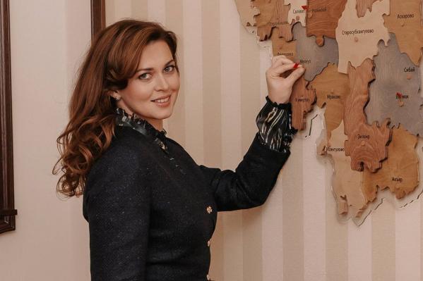 Хабирова сообщила о болезни в соцсетях