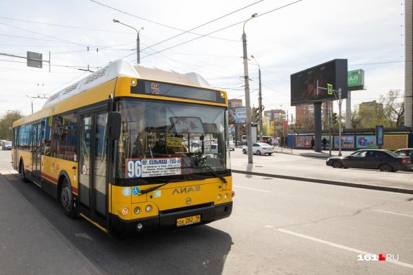 По новым схемам поедут автобусы № 10, 72, 94, 96