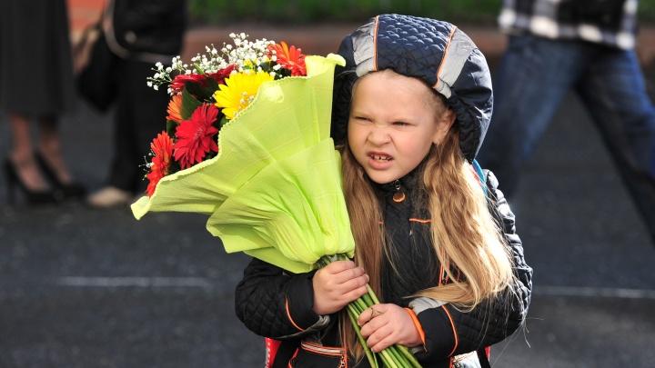В Свердловской области запретили школьные линейки 1 сентября