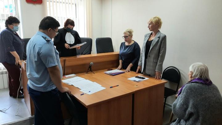 Вдове ветерана ВОВ из Челябинской области через суд пришлось добиваться выплаты к 75-летию Победы