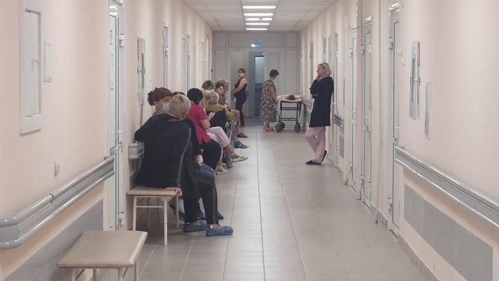Корпуса 20-й больницы, из которых из-за ужасных условий сбегали пациенты, начали ремонтировать