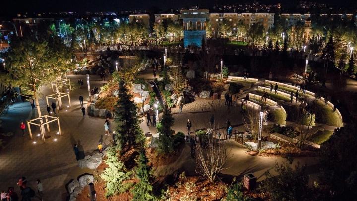 Власти Кемерово потратят на круглосуточную охрану Парка Ангелов почти 10 миллионов