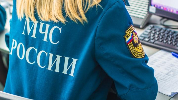 В двух районах Самарской области ввели режим ЧС
