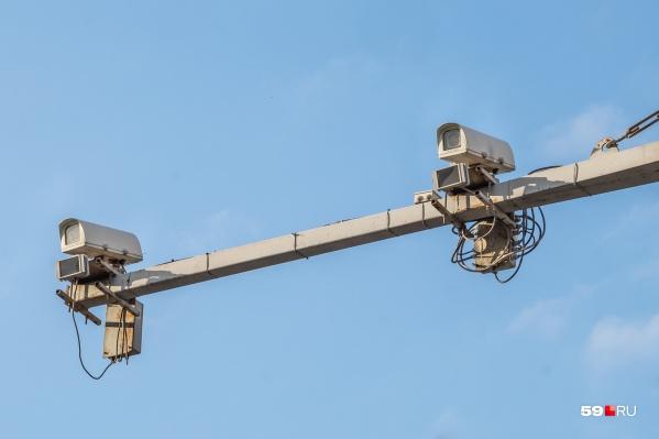 Камеры будут фиксировать нарушения