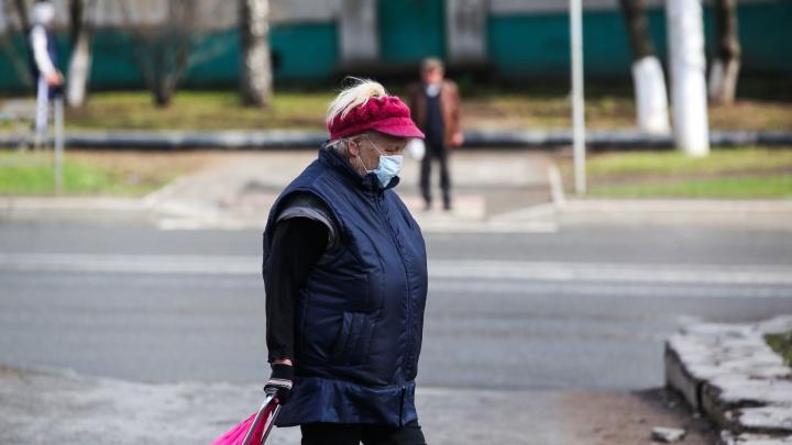 На Башкирию обрушится снег с дождем
