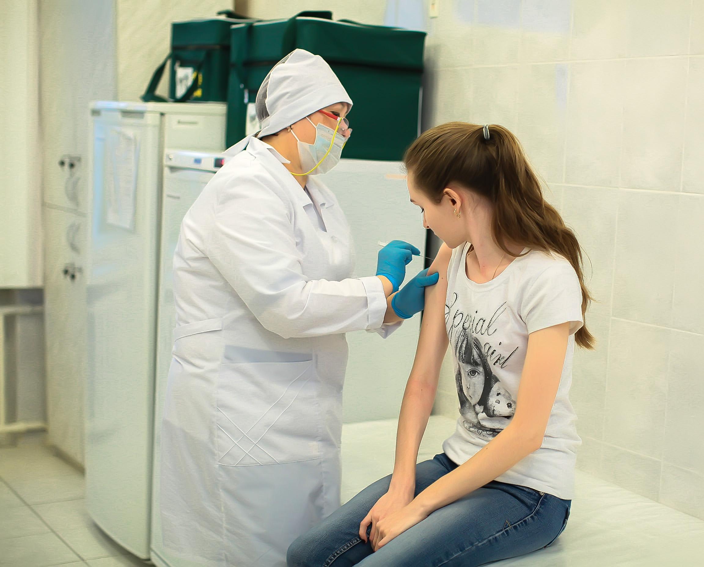 Вакцинация от клещевого энцефалита на Южном Урале обычно начинается в марте