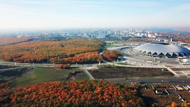 Стало известно, кто займется развитием территории около стадиона «Самара Арена»