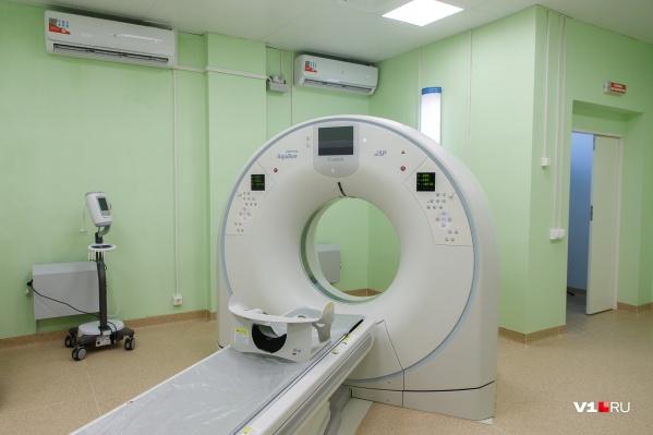 В Волгоградской области 46 томографов, и все работают на пределе возможностей