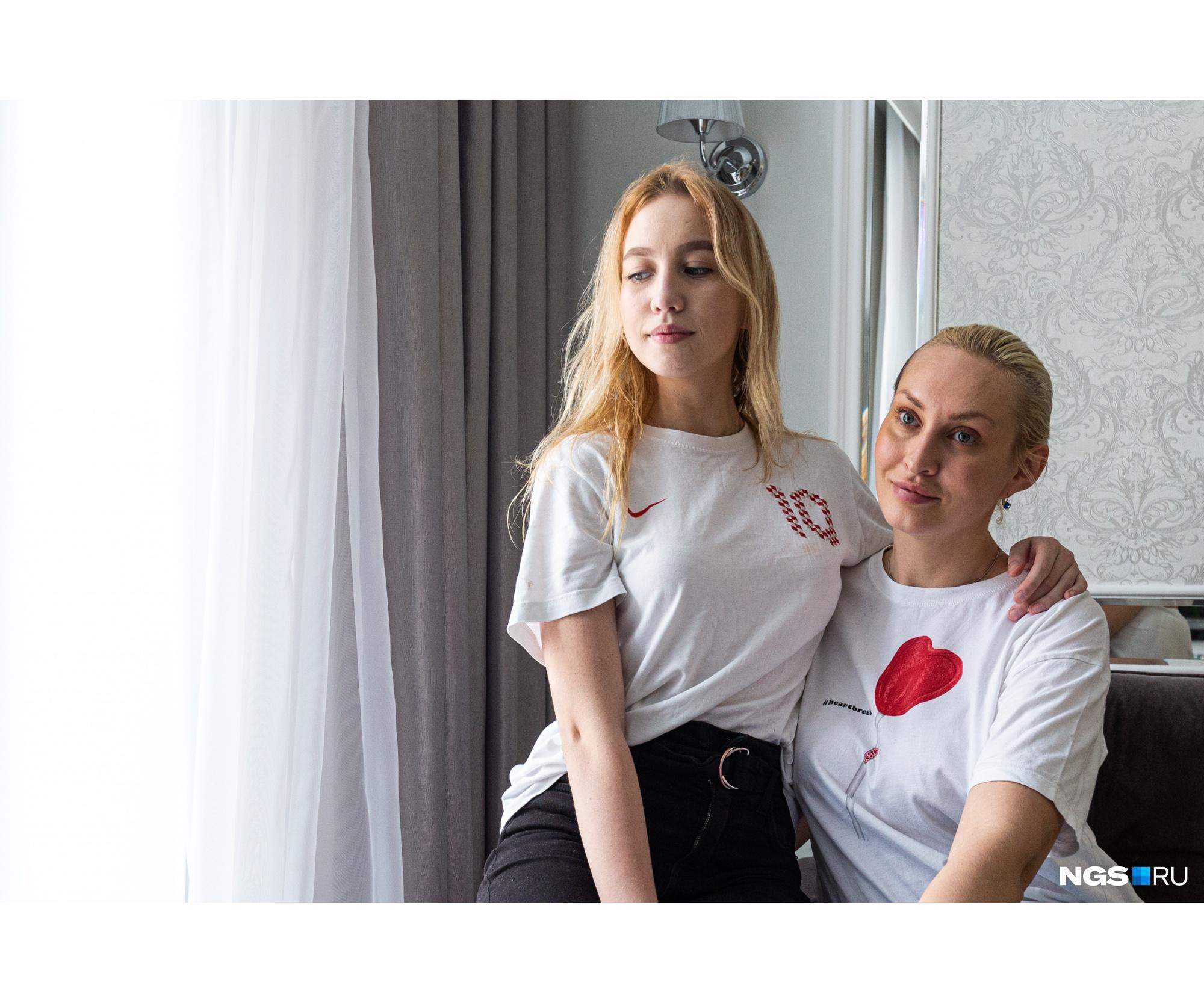 Виктория и Настя смотрят в будущее оптимистично. Главное, чтобы всегда был доступ к лекарствам, которые помогают поддерживать здоровье девушки