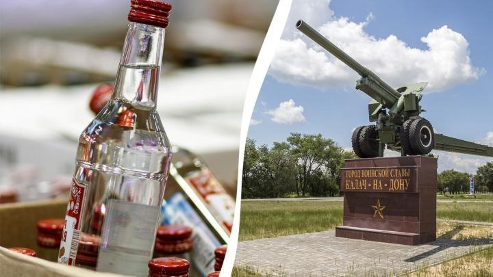 Под Волгоградом росгвардеец изнасиловал сослуживца бутылкой из-под водки