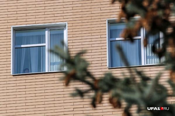 Больницу закрыли на карантин