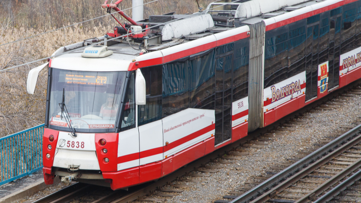 В Волгограде потратят полтора миллиарда на «бархатный путь» для скоростного трамвая