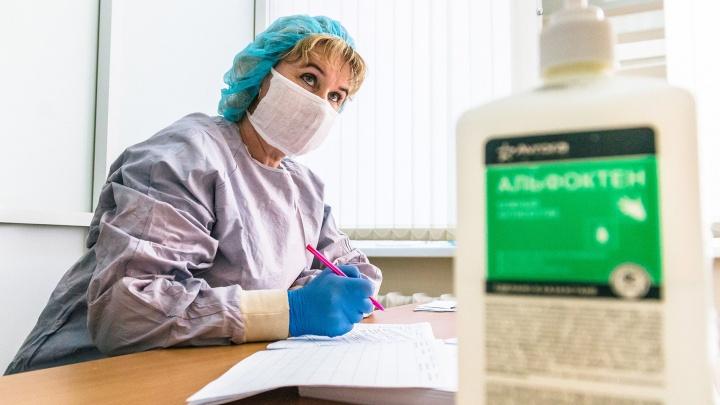 Челябинская больница, работающая с пациентами с подозрением на «ковид», вывела на работу медиков 65+