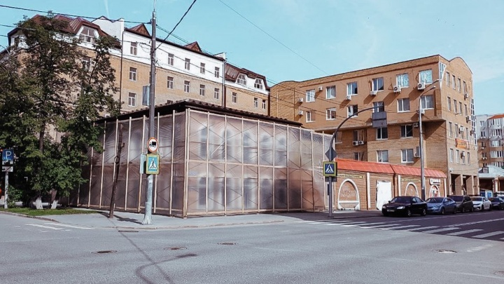 Дом конца XIX века на Водопроводной превратят в модное гастрономическое пространство