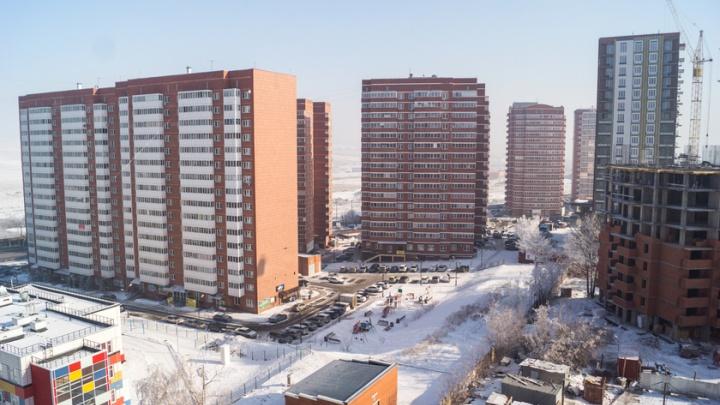 Застройщику на Бугаче выдали 1,6 млрд рублей кредита на возведение новых домов