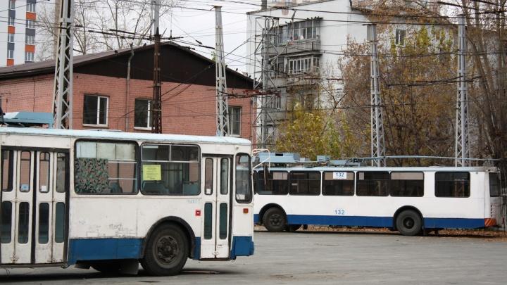 В Екатеринбурге вернут троллейбус, который пять месяцев не ездил из-за прокладки линии в Верхнюю Пышму