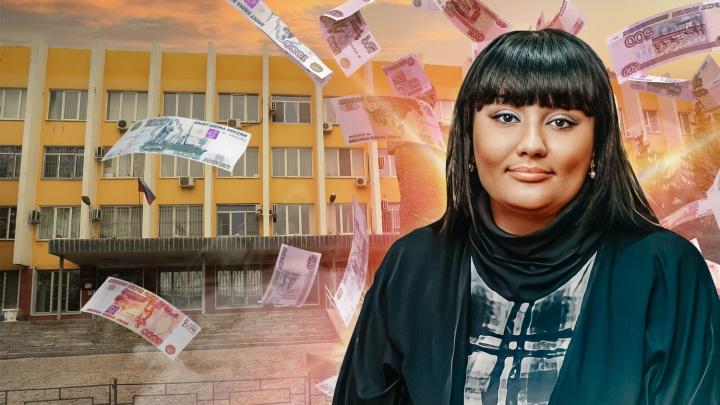 Игнорировала закон о коррупции: скандально известную судью Юлию Добрынину лишили мантии и звания