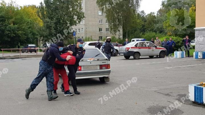 Как задерживали маньяка, расчленившего девочек в Рыбинске: эксклюзивное видео
