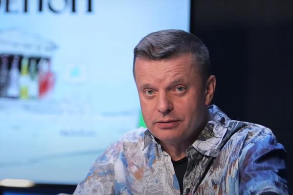 Парфенов провел прямой эфир в честь окончания телесезона