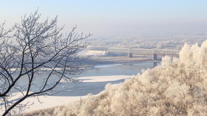 Репетиция зимы: в Уфу досрочно пришло волшебное время года