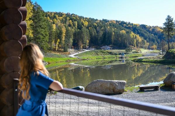 Отдыхать в «Белокурихе» и «Лесной сказке» можно круглый год